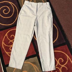 Zara basics trouser pants!